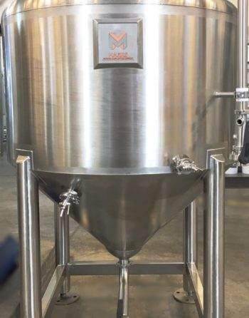 5 bbl Yeast Brink with Agitator/Mixer (Available in 1-50 bbl sizes)