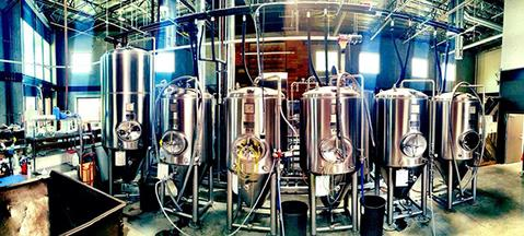 Marks Design and Metalworks - Custom Brew Tanks and Brewing Systems