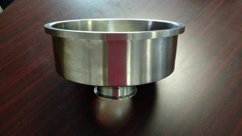 Marks Design & Metalworks has a parts store for stainless steel tanks