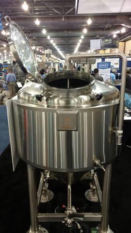 marks design & metalworks - stainless steel vessels for craft brews and cider