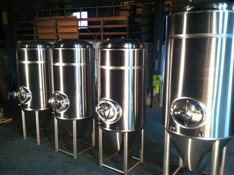 Helping Brewery Expansions Happen - Marks Design and Metalworks