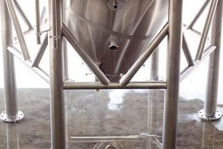 Custom Stainless Steel Brew Tanks by Marks Design and Metalworks