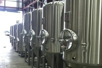 Supporting your Brewhouse Expansion - Stainless Steel Tanks from Marks Design & Metalworks