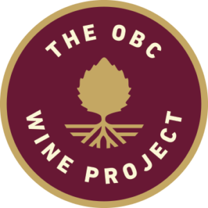 Odell's gold and maroon logo to introduce mixing their wine beer making equipment.