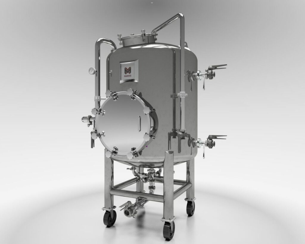 MARKS Infusion Vessels for Craft Beverages – Enhance the Flavor!